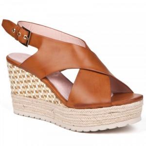 Sandale Dama AMORINO, Maron