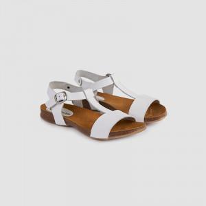 Sandale dama, ANNABELLA , Alb