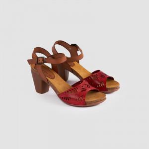 Sandale dama, SERENA , Rosu