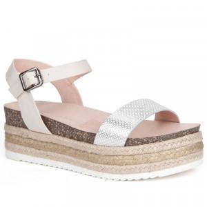 Sandale Dama, Silver