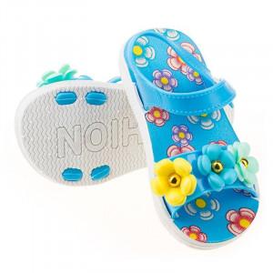 Sandale fete Alma blu