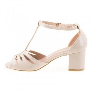 Sandale office elegante Antonia bej