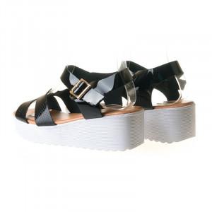 Sandale Sport Femei Antonia Blk