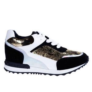 Sneakers Dama Alda negru