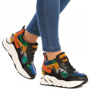 Sneakers dama Colleen blu