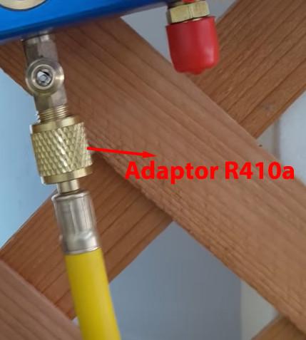 Exemplu Adaptor R410a