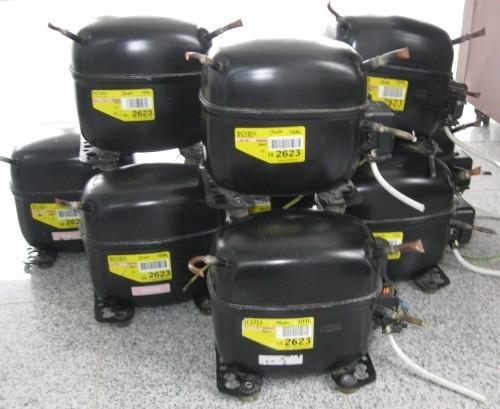 Compresoare second-hand frigidere, combine frigorifice, congelatoare