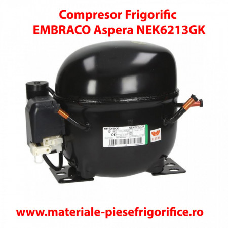 Compresor frigorific Embraco - Aspera NEK6213GK   NEK 6213 GK , R404a