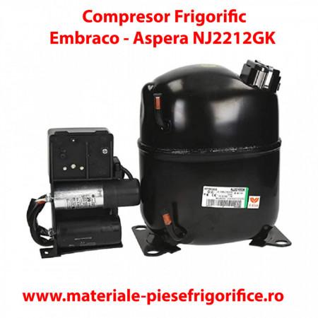 Compresor frigorific Embraco AsperaNJ2212GK |NJ 2212 GK | R404A - R507A |220-240V / 1 / 50Hz