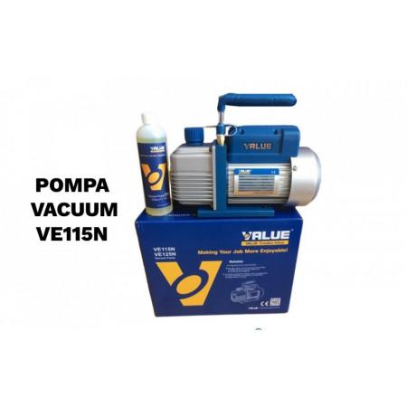 Pompa Electrica Vacuum VE115 pentru instalatii frigorifice