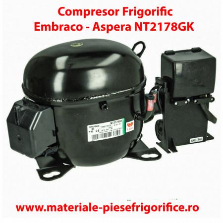 Compresor frigorific Embraco Aspera NT2178GK , R404A, R452A, R507A