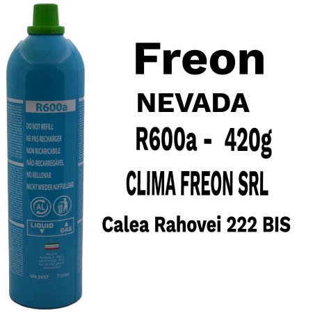 Freon Nevada R600a - 420g