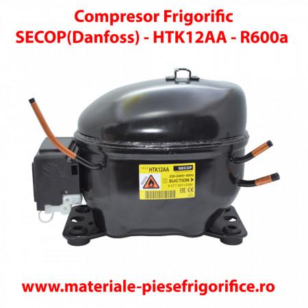 Compresor frigorific SECOP(Danfoss) HTK12AA , HTK 12 AA , R600 ,220-240V/50Hz