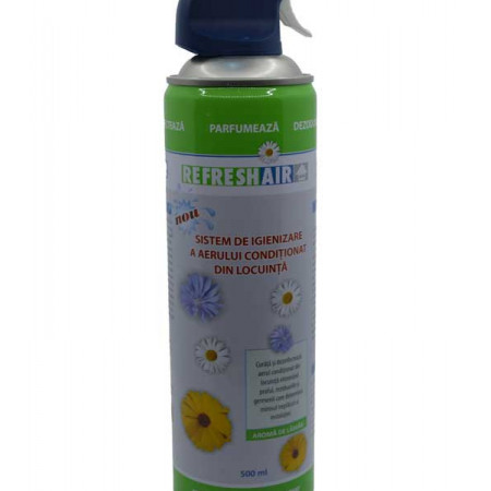 Curata si dezinfecteaza aerul conditionat, REFRESHAIR , 420ml