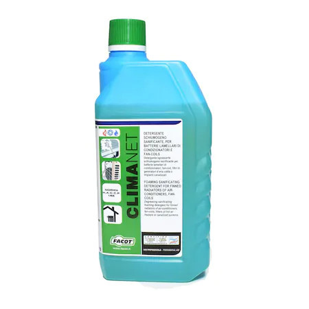 Poze Detergent pentru curatare instalatie aer conditionat Facot Climanet 1 kg
