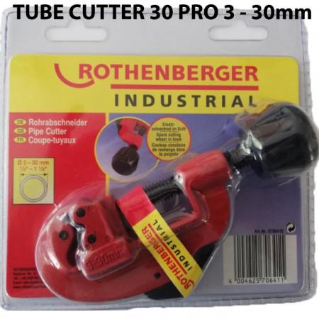 Taietor cu role Profesional Tube Cutter 30 Pro de la Rothenberger