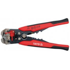 Clește sertizat și stripper 205mm Yato YT-2270