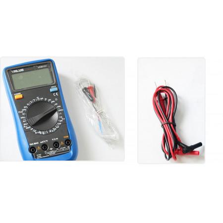 Multimetru Digital VALUE - VDM-151