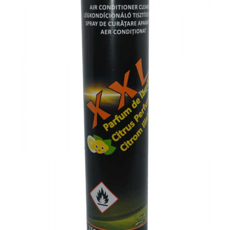 Spray XXL cu parfum de lamaie ,igienizare sidezinfectare aer conditionat