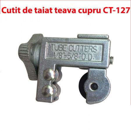 Cutit de taiat teava cupru CT-127