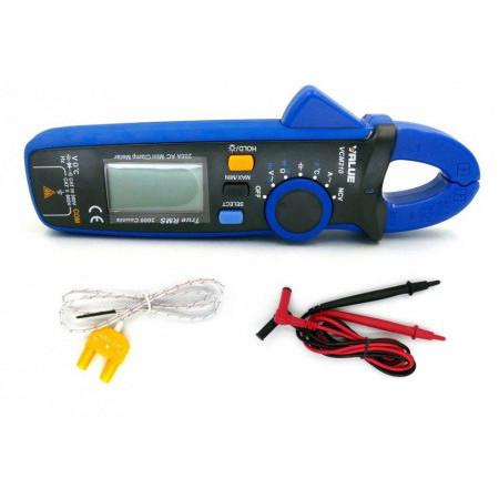 Multimetru Digital  VALUE VCM-210 cu clema Mini