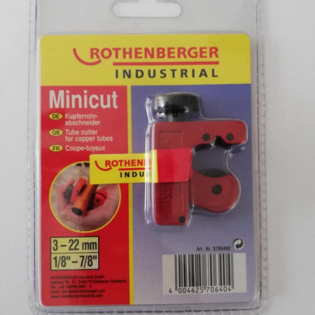 Poze Taietor teava Minicut II Pro ROTHENBERGER