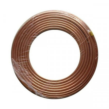 Poze Teava cupru colac pentru aer conditionat 1/4inch (6.35mm) x 0.76mm
