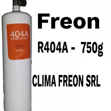 Agent Frigorific R404A - 750g