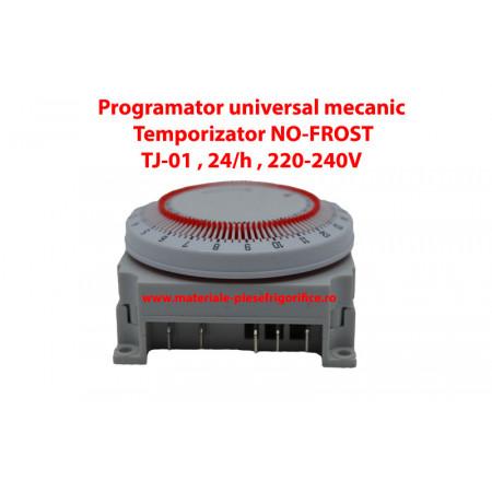 Programator universalmecanic, temporizatorNO-FROST, TJ-01 24/h ,250V