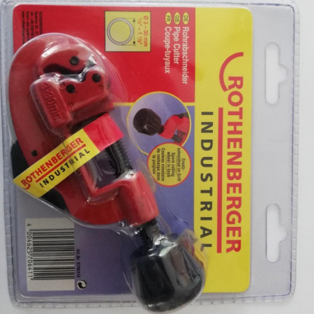 Poze TAIETOR CU ROLE TIP TUBE CUTTER D=3-30 mm ROTHENBERGER