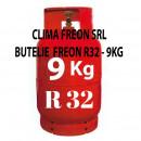Butelie Freon R32 - 9 kg - Butelie Reincarcabila