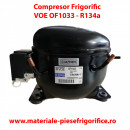 Compresor frigorific VOE OF1033 | OF 1033 | R134a | 220 - 240V/50Hz
