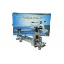 Trusa profesionala CT-195 pentru bercluit sau pentru evazarea tevilor de cupru, aluminiu si metal