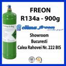 Freon R134a, 0.9 KG, Butelie Reincarcabila, ENTALPIA Europe