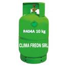 Freon R404A la butelie 10 kg