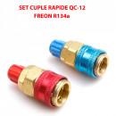 Cuple Rapide QC-12