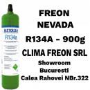 Butelie Freon R134A - 900G - NEVADA