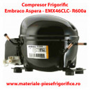 Compresor frigorific Embraco AsperaEMX46CLC| EMX 46 CLC | R600a |220-240V/1/50Hz