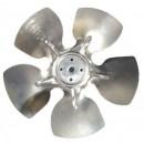 Paleta/elice motor ventilator 17 cm