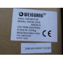 Ventilator axial de aspiratie  YWF4E-250S P92/25-G pentru suflante si agregate frigorifice industriale