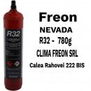 Butelie Freon R32a Nevada - 780g