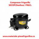 Compresor frigorific SECOP(Danfoss)FR6CL, R404A/R507A , 1/5HP