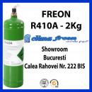 Freon R410a, 2 KG, Butelie Reincarcabila, ENTALPIA Europe