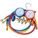 Set baterie manometre R410A cu furtune(90 CM)