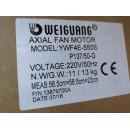 Ventilator axial de aspiratie  YWF4E-550S P137/50-G pentru suflante si agregate frigorifice industriale