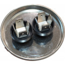 Condensator Pornire Motor, CBB65, 25uF(MFD) ,370 VAC