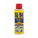 Spray degripant Alcon AL-94 200 ml pentru curatarea , igenizarea, indepartarea ruginei din  aparatul de aer conditionat.