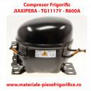 Compresor frigorificJIAXIPERA TG1117Y |TG 1117 Y | R600A | 220-240V/50Hz