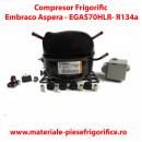 Compresor frigorific Embraco AsperaEGAS70HLR |EG AS70HLR | R134A |220-240V/50-60Hz