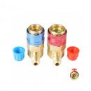 Cuple Rapide pentru freon R134a QC-15